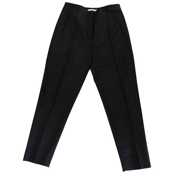 Protagonist Black Wool Trousers