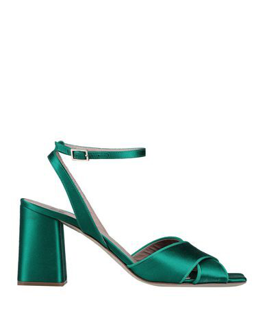 Gianna Meliani Sandals In Green