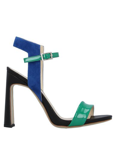 Gianni Marra Sandals In Green