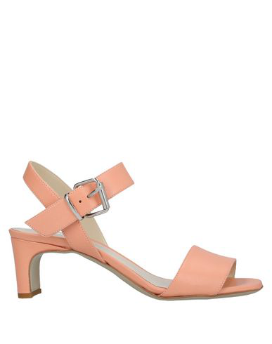 Gianni Marra Sandals In Salmon Pink
