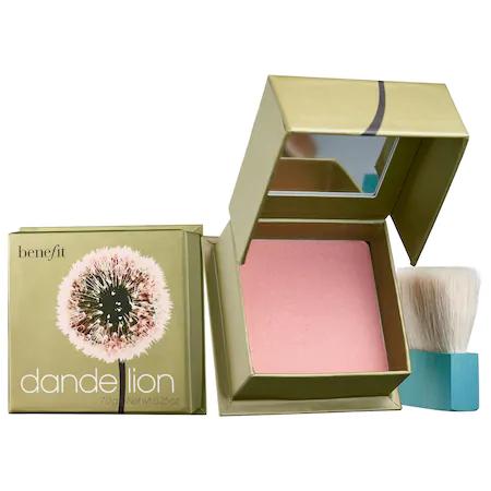 Benefit Cosmetics Dandelion Box O' Powder Blush Dandelion 0.25 oz/ 7 G