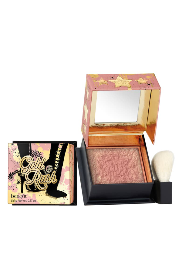 Benefit Cosmetics Benefit Gold Rush Blush, 0.08 oz