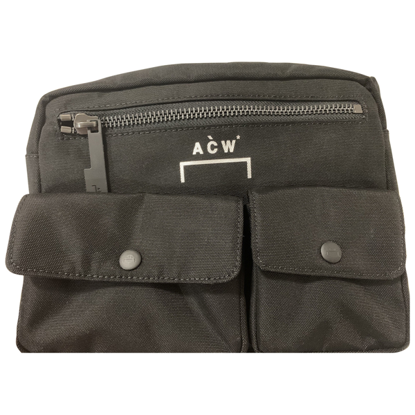 A-cold-wall* Black Small Bag, Wallet & Cases