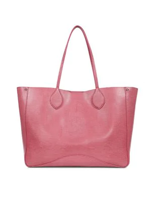 Rebecca Minkoff Women's Pippa Leather Tote In Fig