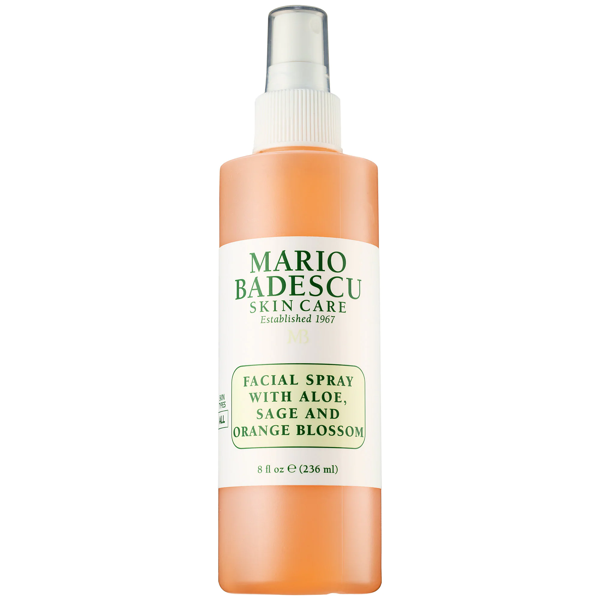 Mario Badescu Facial Spray With Aloe Sage & Orange Blossom 8.0 oz/ 236 ml