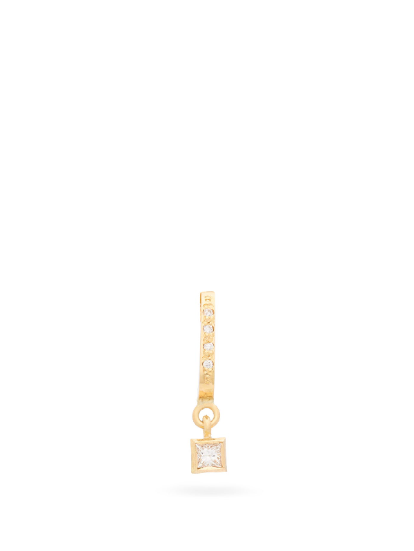 Orit Elhanati Roxy Diamond & 18kt Gold Single Earring
