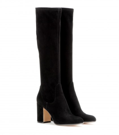 Gianvito Rossi Stivale Knee-High Boots - Black In Eero
