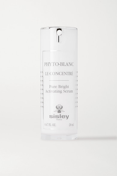 Sisley Paris Phyto-blanc Le Concentré Pure Bright Activating Serum 0.67 Oz. In Colorless