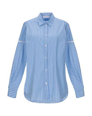 Aglini Shirts In Sky Blue