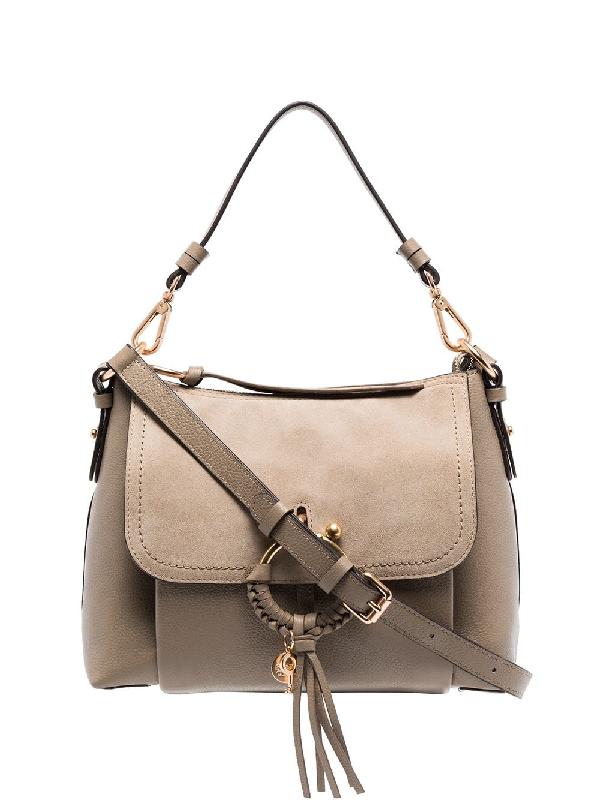 See By ChloÉ Joan Cross Body Bag In Brown