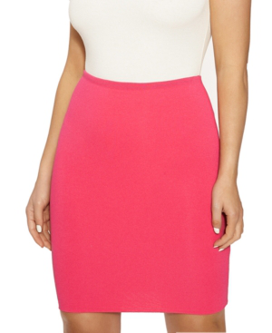 Naked Wardrobe The Nw Hourglass Mini Skirt In Hot Pink