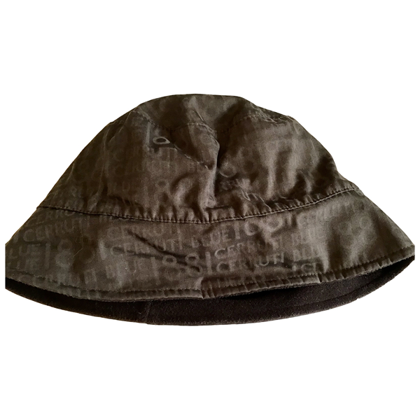 Pre-owned Cerruti 1881 Brown Cloth Hat