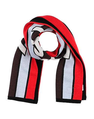 Burberry Kids' Scarves In Red