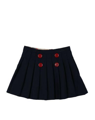 Burberry Kids' Skirt In Dark Blue