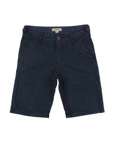 Burberry Kids' Bermuda In Dark Blue