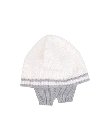 Gucci Babies' Hat In Ivory