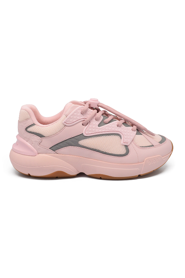 Dior B24 Sneakers In Pink