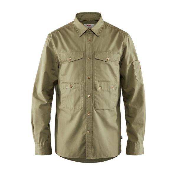 Fjall Raven Fjallraven Ovik Shade Pocket Shirt Green