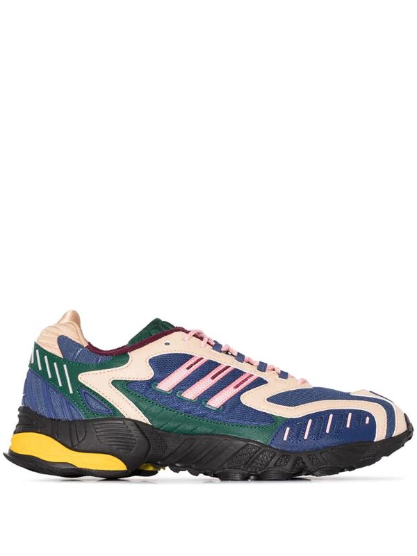 Adidas Originals Men's Torsion Trdc Sneakers In Techindigo