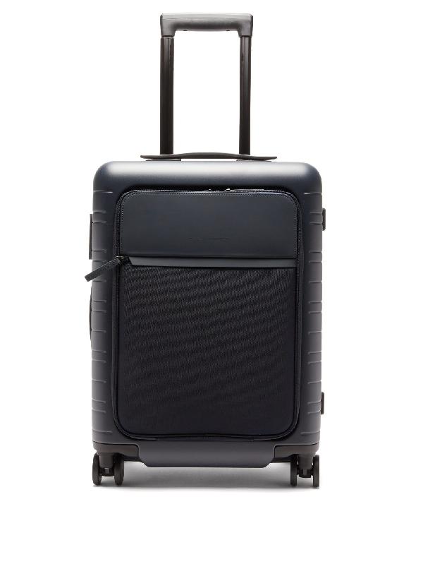 Horizn Studios M5 Hardshell Cabin Suitcase In Navy
