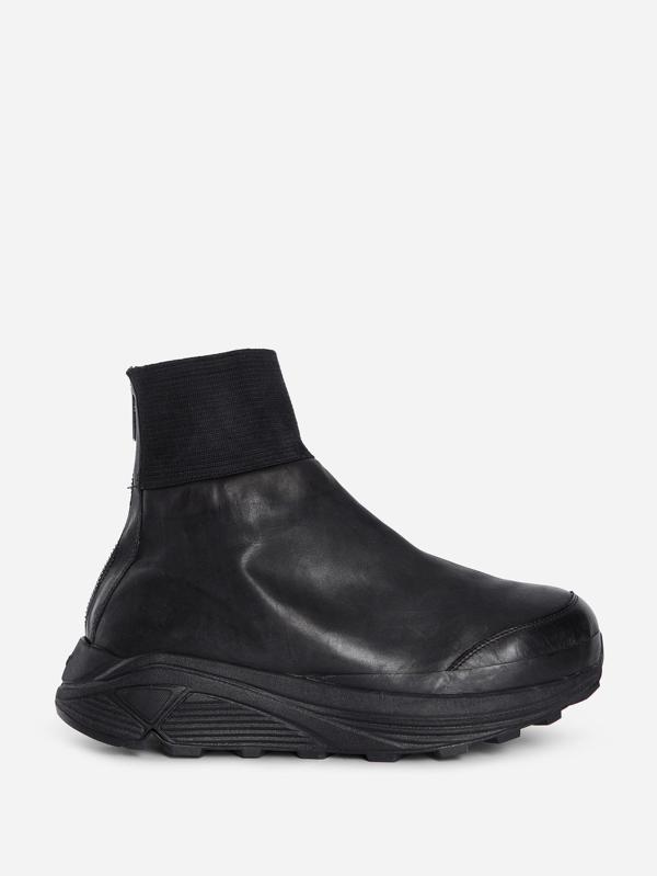 A Diciannoveventitre Sneakers In Black