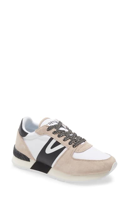 Tretorn Loyola 2 Sneaker In Icing/ Vintage White/ Black