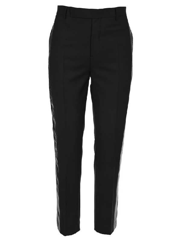 Rick Owens Austin Pants In Black