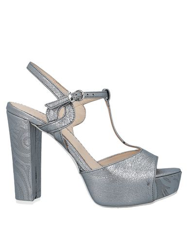 Todai Sandals In Silver