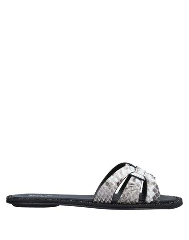 Carpe Diem Sandals In White
