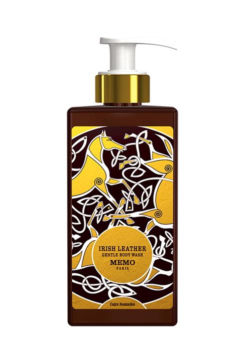 Memo Paris Irish Leather Gentle Body Wash 250ml