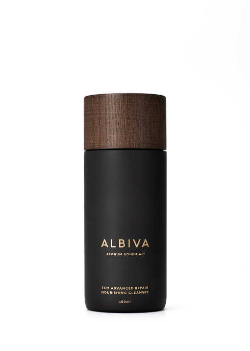 Albiva Ecm Advanced Repair Nourishing Cleanser