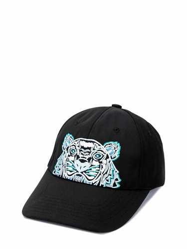Kenzo Adjustable Men's Hat Baseball Cap In Black