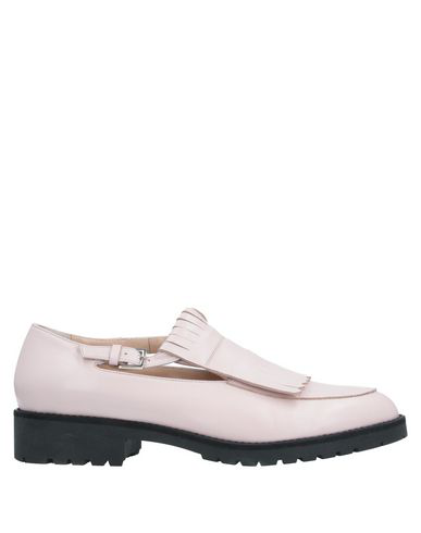 Au Jour Le Jour Loafers In Light Pink