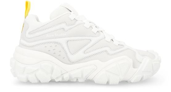 Acne Studios Bolzter Bensen Sneakers In White White