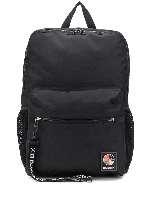 Raeburn Daypack Backpack In Black