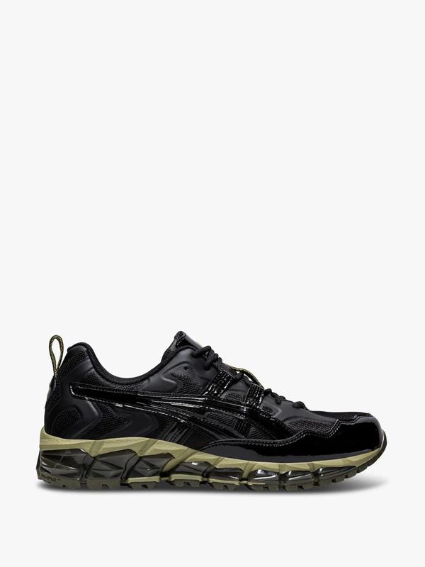 Asics X Gmbh Black Gel-nandi 360 Low Top Sneakers