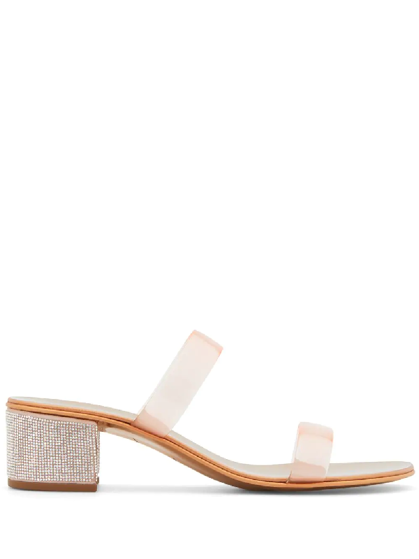 Giuseppe Zanotti Aurelia 40mm Sandals In Gold