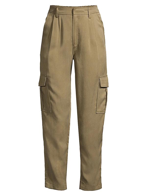 Brochu Walker Women's Marek Cargo Pants In Thyme