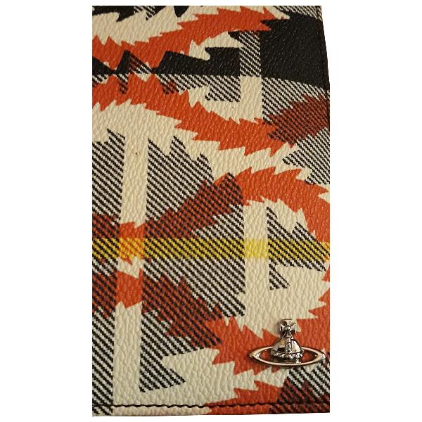 Vivienne Westwood Multicolour Leather Small Bag, Wallet & Cases