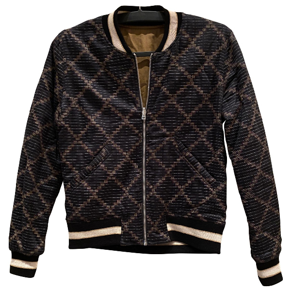 Etoile Isabel Marant Anthracite Cotton Jacket
