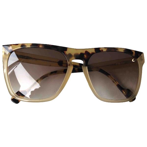 Wunderkind Brown Sunglasses
