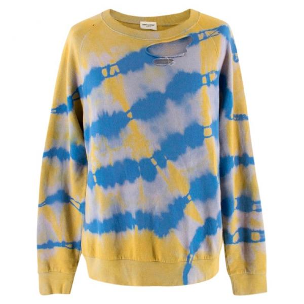 Saint Laurent Cotton Knitwear
