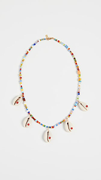 Eliou Amalfi Necklace In Multi