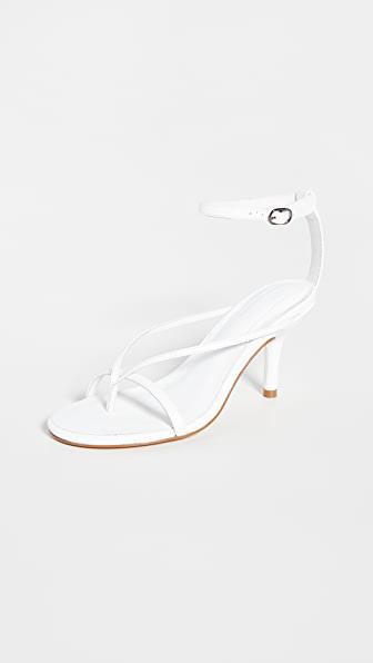 Jaggar Rein Sandals In White