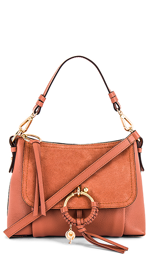 See By ChloÉ Joan Small Shoulder Bag In Cheek