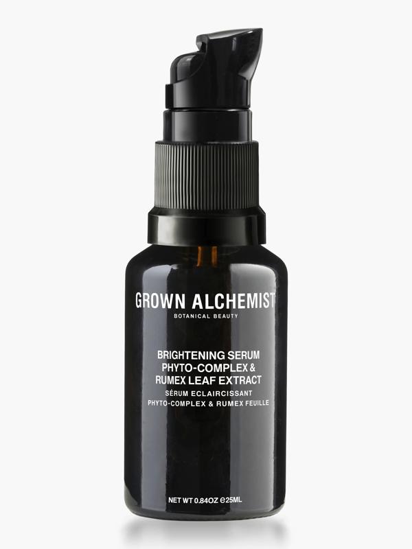 Grown Alchemist Brightening Serum: Phyto-complex & Rumex Leaf Extract 25ml
