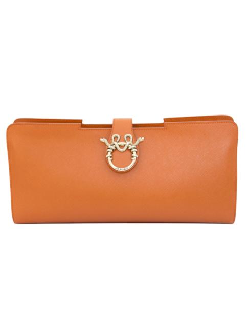 Magri Luludo Clutch In Orange