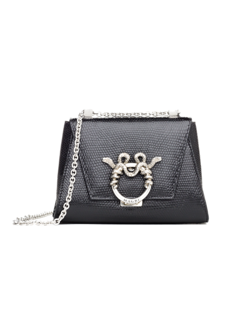 Magri Piccola Principessa Shoulder Bag In Black