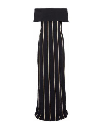 Elizabeth Kennedy Long Dresses In Black