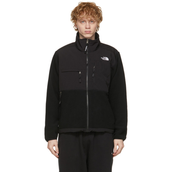 The North Face 1995 Retro Denali Recycled Fleece Jacket In Black